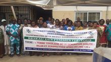 JIF 2020, les femmes de l'ITF Togo donnent des signaux forts