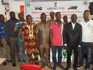 Redynamisation de l'USYNVITO / Un nouveau bureau prend les commandes