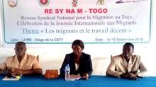 Du travail décent pour les migrants