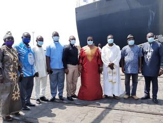 Dimanche de la mer célébré dans le strict respect des mesures barrière à la COVID-19
