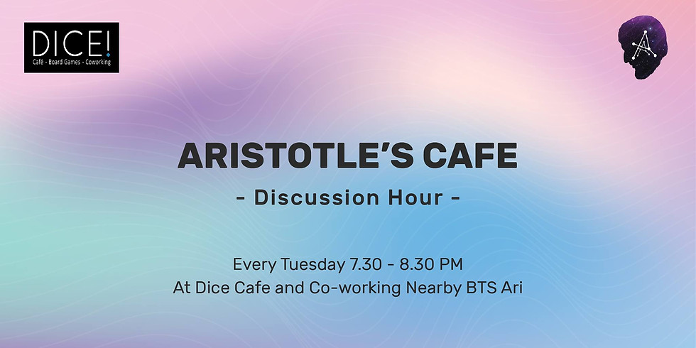 Discussion Group by Aristotle's Cafe