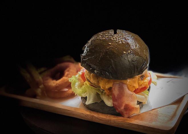 Charcoal Burger Bangkok