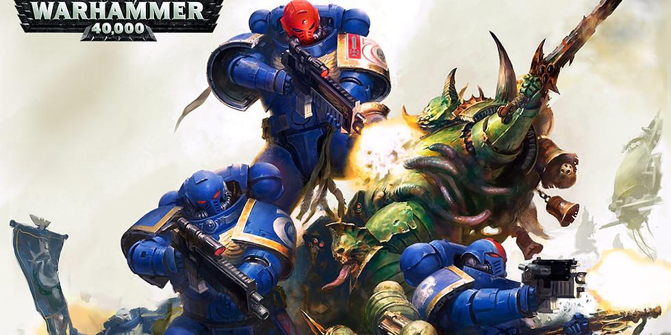 Warhammer Meetup