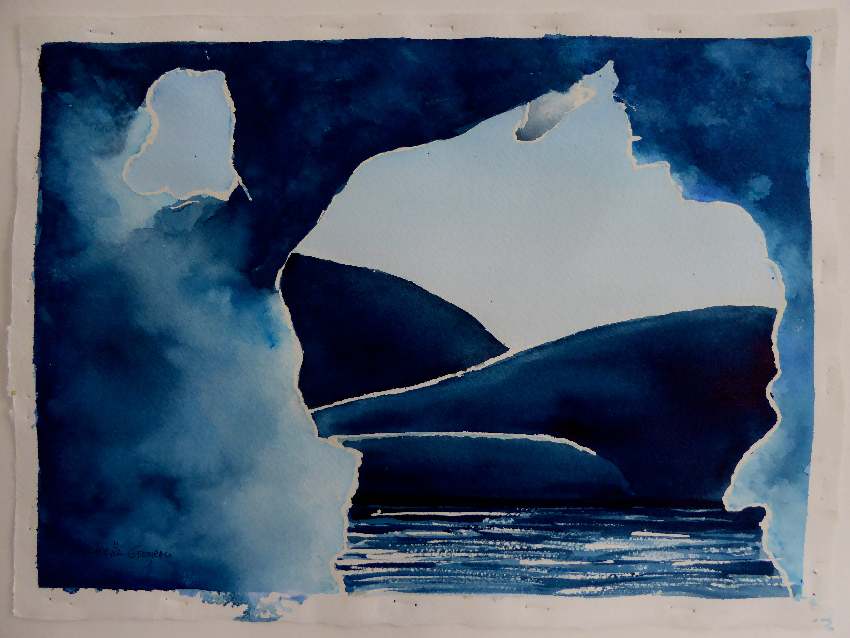 Through the Iceberg