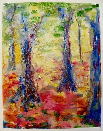 Psycadelic Forest