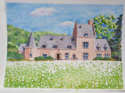 Godinne (watercolor) NFS