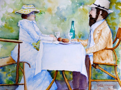 Alfresco Impressionist