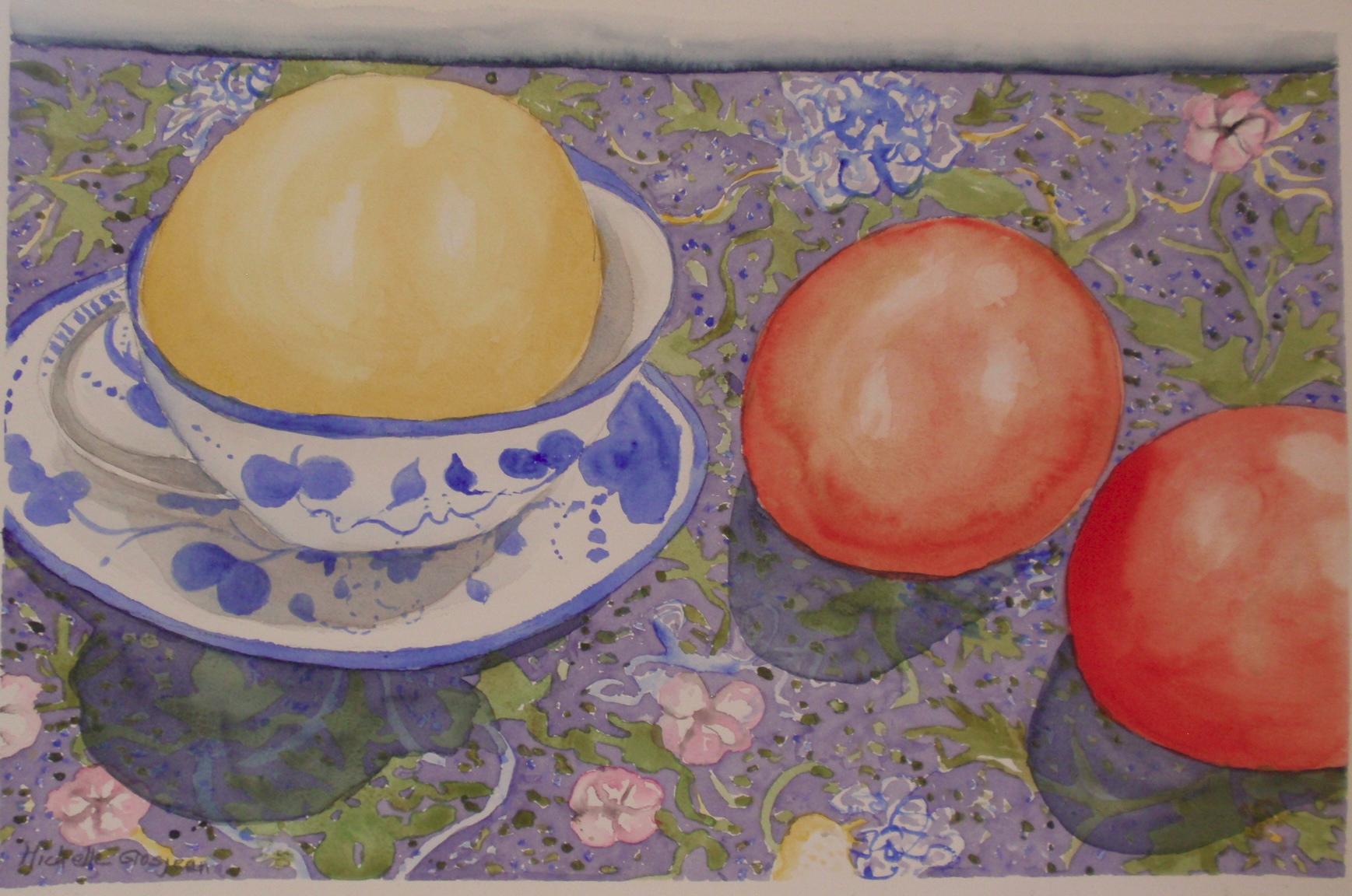 2010 Tomato tea party