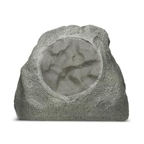 """Russound - Weathered Granite 2-Way, 8"""" Rock Speaker"""