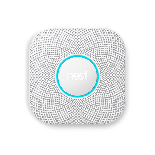 Nest Protect WiFi Smoke and Carbon Monoxide (CO) Alarm - Battery