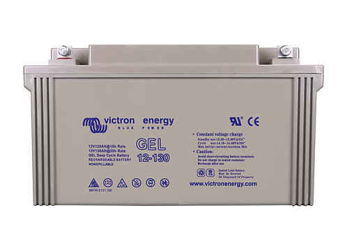 Victron Deep Cycle GEL 130ah