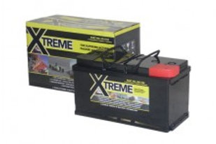 Leoch Xtreme AGM 110 ah battery