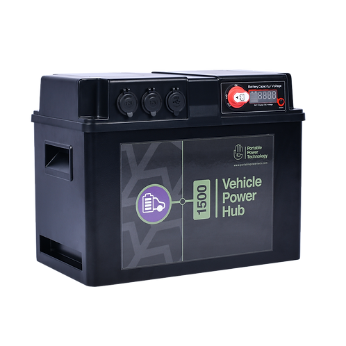 Vehicle Power Hub 1500