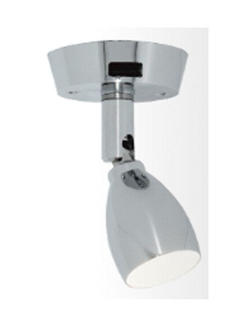Sabik swivel head LED spot light with USB