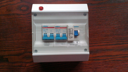 240V (RCD Protected) Electrical Power