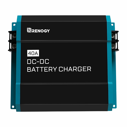 Renogy 40 amp DC-DC charger
