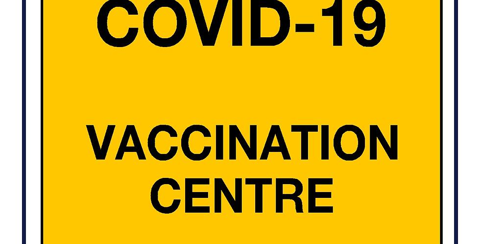 Covid-19 testing - vaccination centre