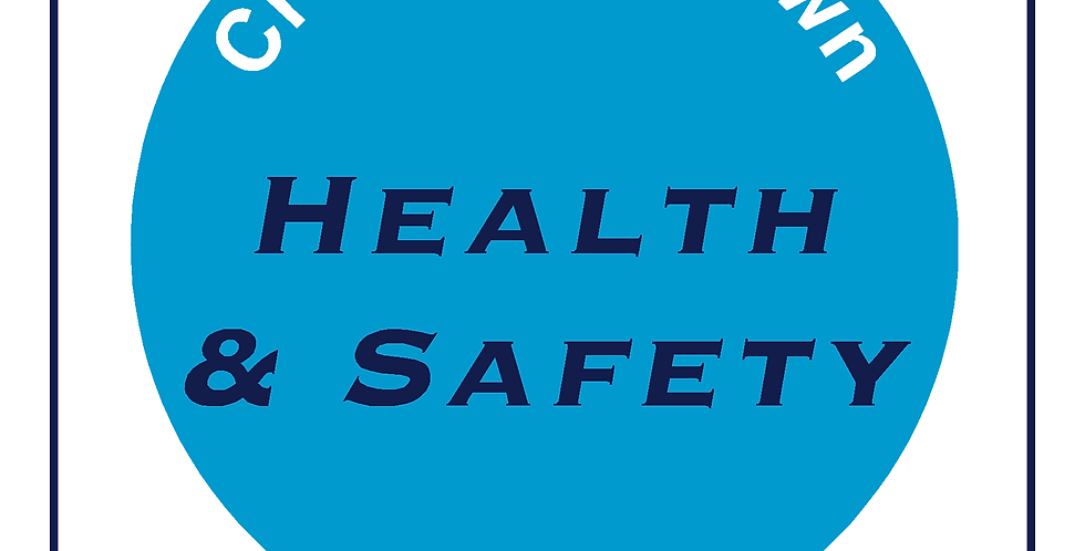 Create your own sign - Health & Safety Sign