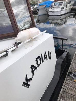 Marine Signage