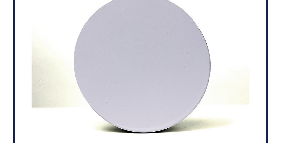 4x MDF Round Printed Coaster 110mm x 110mm