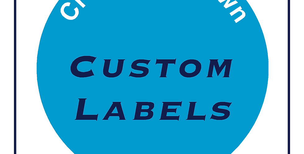 Create your own sign - Labels