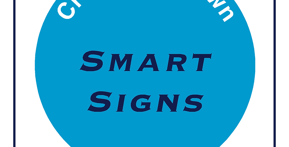 Create your own sign - NFC Smart Sign