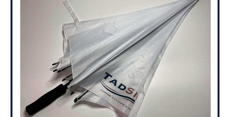 Large Corporate Golf Umbrella - your logo printed