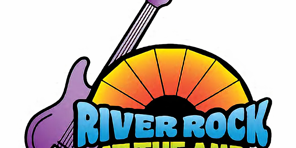 River Rock at the Amp - Book Signing