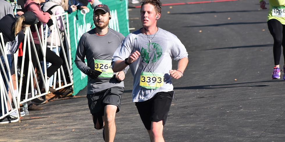 Mike F and the Boston Marathon!!!