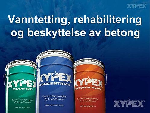 Xypex Pakke 1