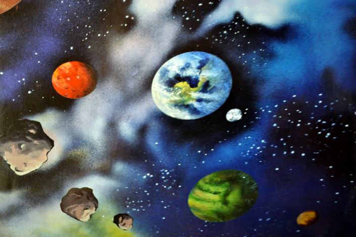 How Many Planet's can you name