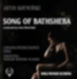 ARTUR SLOTWINSKI, SONG OF BATHSHEBA CD