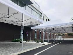 Ouverture centre de santé