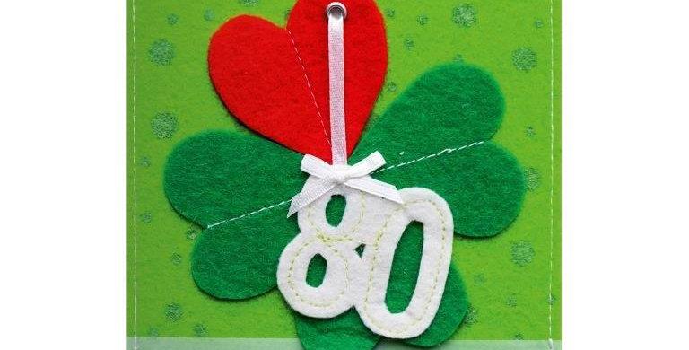 Zum 80. Geburtstag