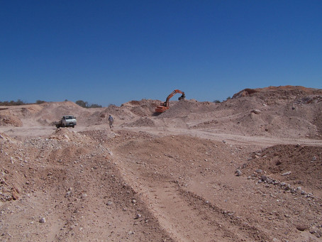 Mining in Downunder: Coober Pedy