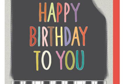 Glückwunsch Karten Happy Birthday