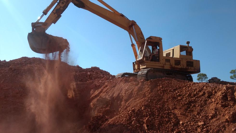 Boulderopal Mine