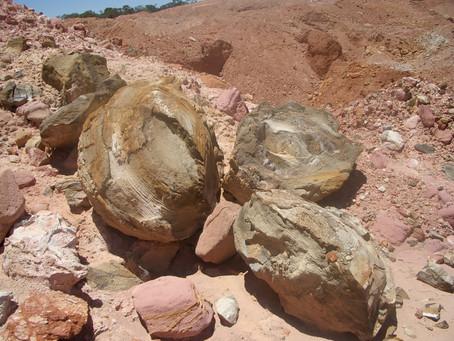 Mining in Downunder: Opalton