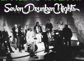 Seven Drunken Nights - new single out now