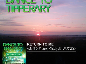 """RETURN TO ME """"LA EDIT and SINGLE VERSION"""" OUT NOW!"""