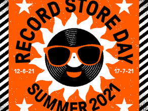 RECORD STORE DAY 2021.