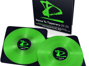 DANCE TO TIPPERARY ANNOUNCE RELEASE OF SPECIAL VINYL EDITION OF '20 FOR 20' ALBUM.