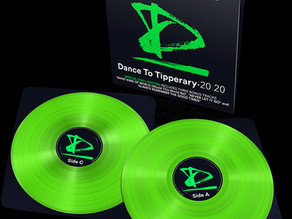 """DANCE TO TIPPERARY release surprise single """"MIDNIGHT MADONNA"""" (2021 Vinyl Edit)."""