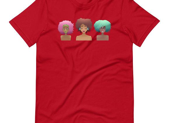 No Evil GVO Squad Short-Sleeve Unisex T-Shirt