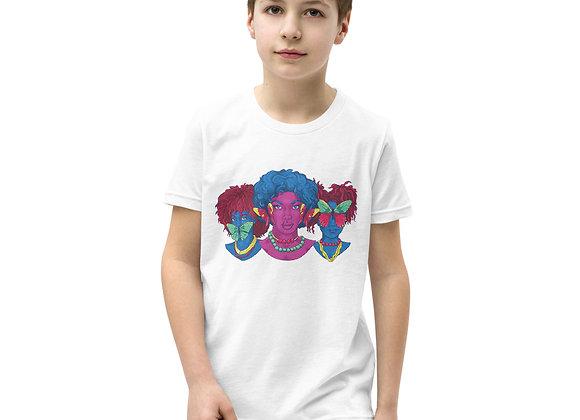 Vintage GVO Squad Youth T-Shirt