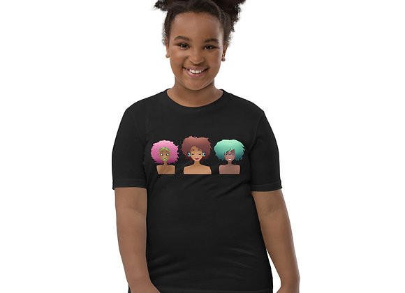 Good Vibes Only Squad Youth T-Shirt
