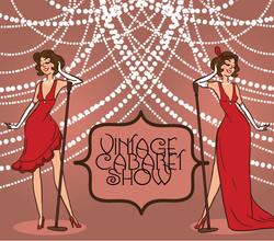 vintage cabaret poster