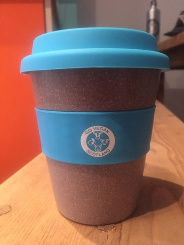 GVS Eco friendly reusable drinks cup (350mls)