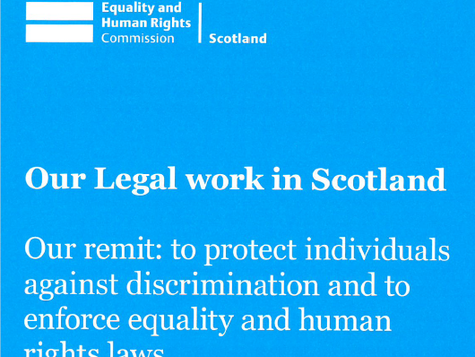 Equality and Human Rights Commission Scotland can Assist Vegans with Discrimination Claims