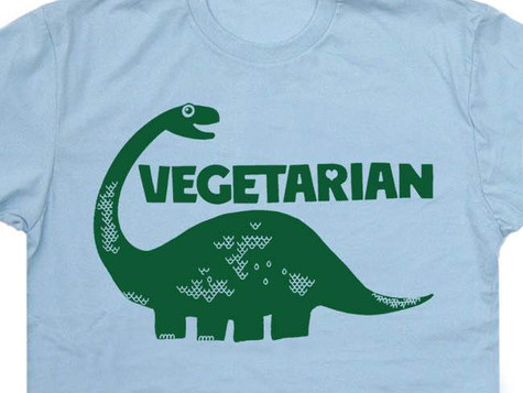 Vegetarianism - It's Not Enough